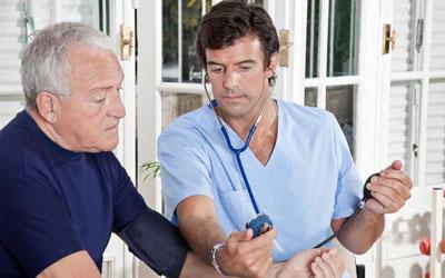 Проведение опроса пациента дома - клиника Угодие