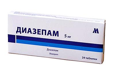 Диазепам для устранения напряжения и тревожности - клиника Угодие