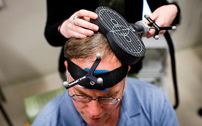 Транскраниальная стимуляция мозга - Угодие