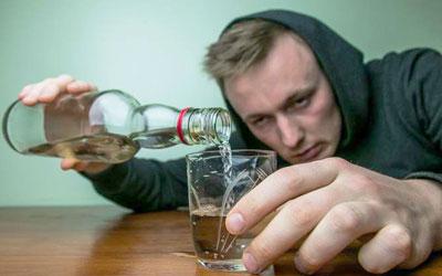 Запойный алкоголизм - клиника Угодие