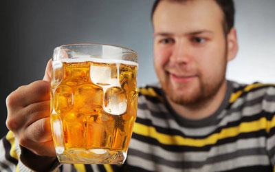 Пивной алкоголизм - клиника Угодие