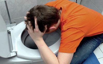 Симптомы острой алкогольной интоксикации - клиника Угодие